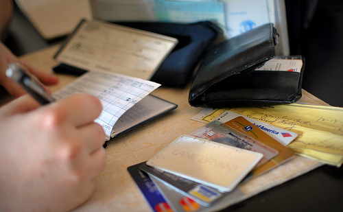 Overspending can lead to needing a blacklisted loan